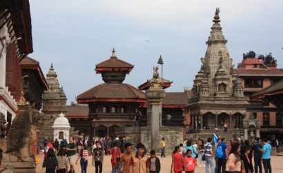 Bhaktapur Durbar Square before earthquake 2015