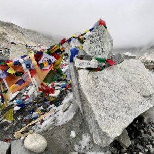 Everest Base Camp 5380 m