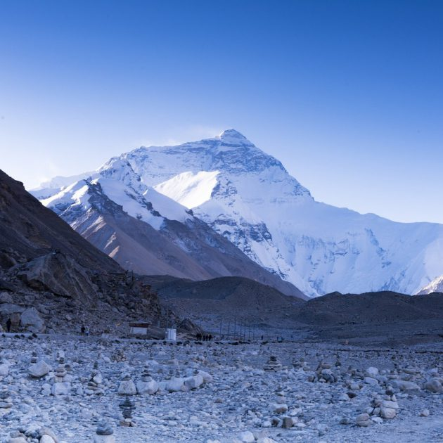 Everest Base Camp Tibetan Side